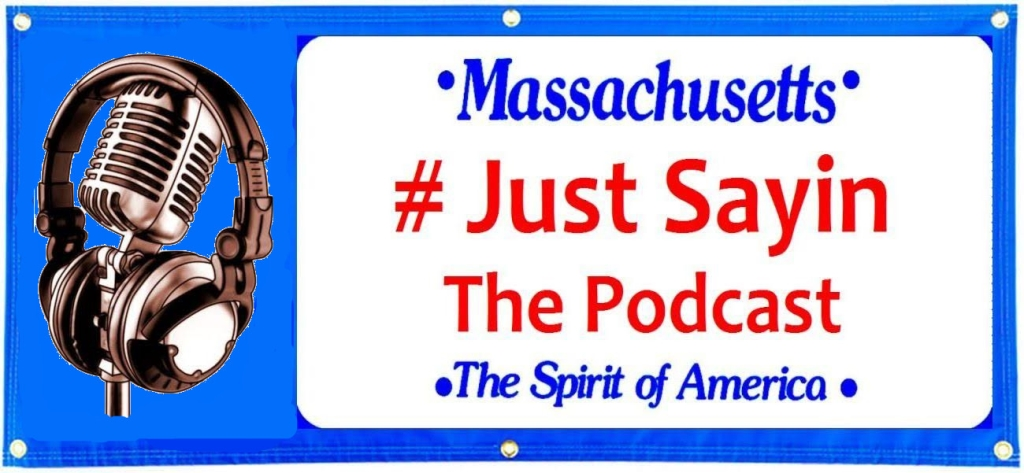 Hashtag Just Sayin Podcast