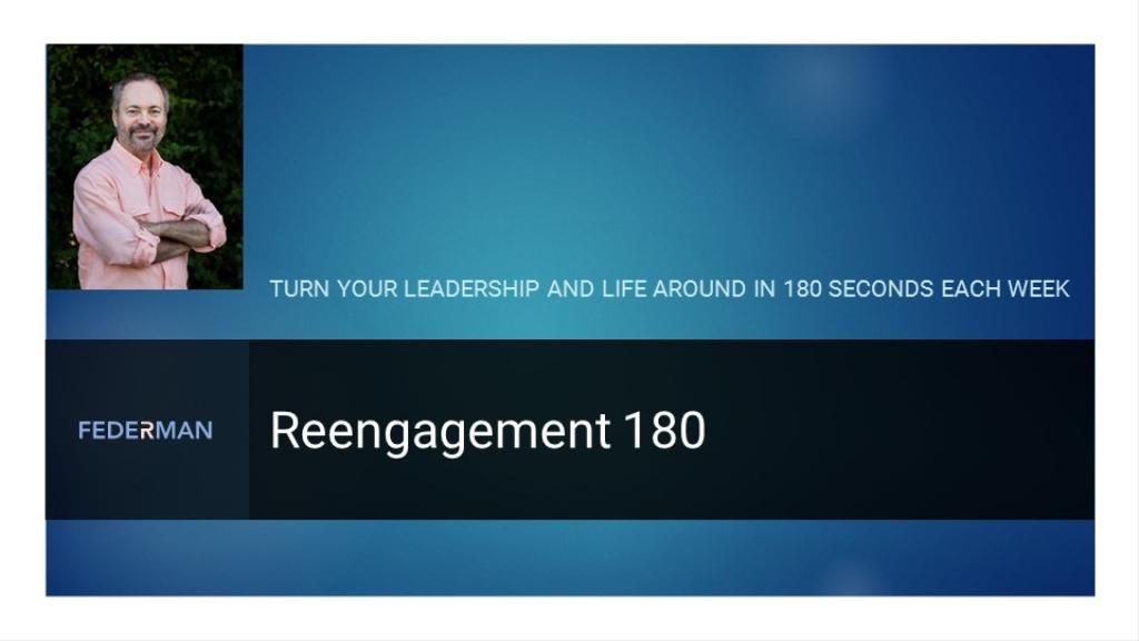 Reengagement 180