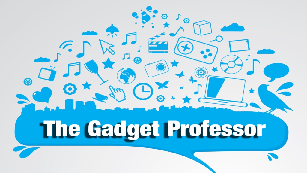 The Gadget Professor (Audio)