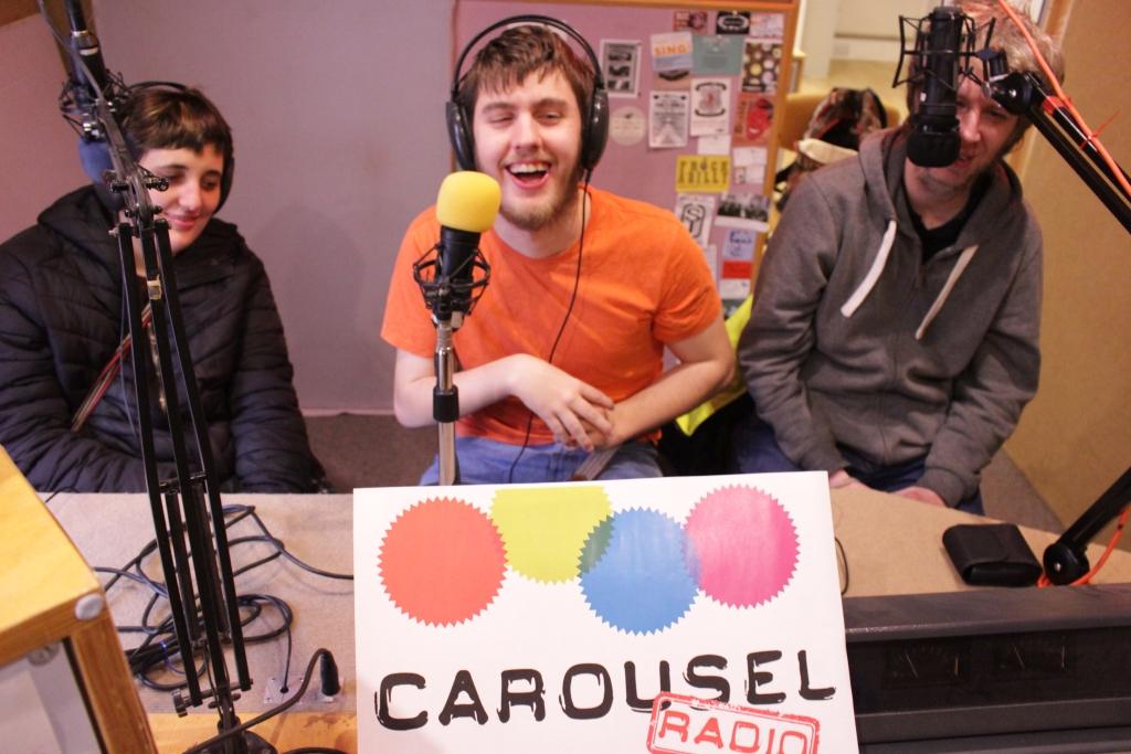 Carousel Radio