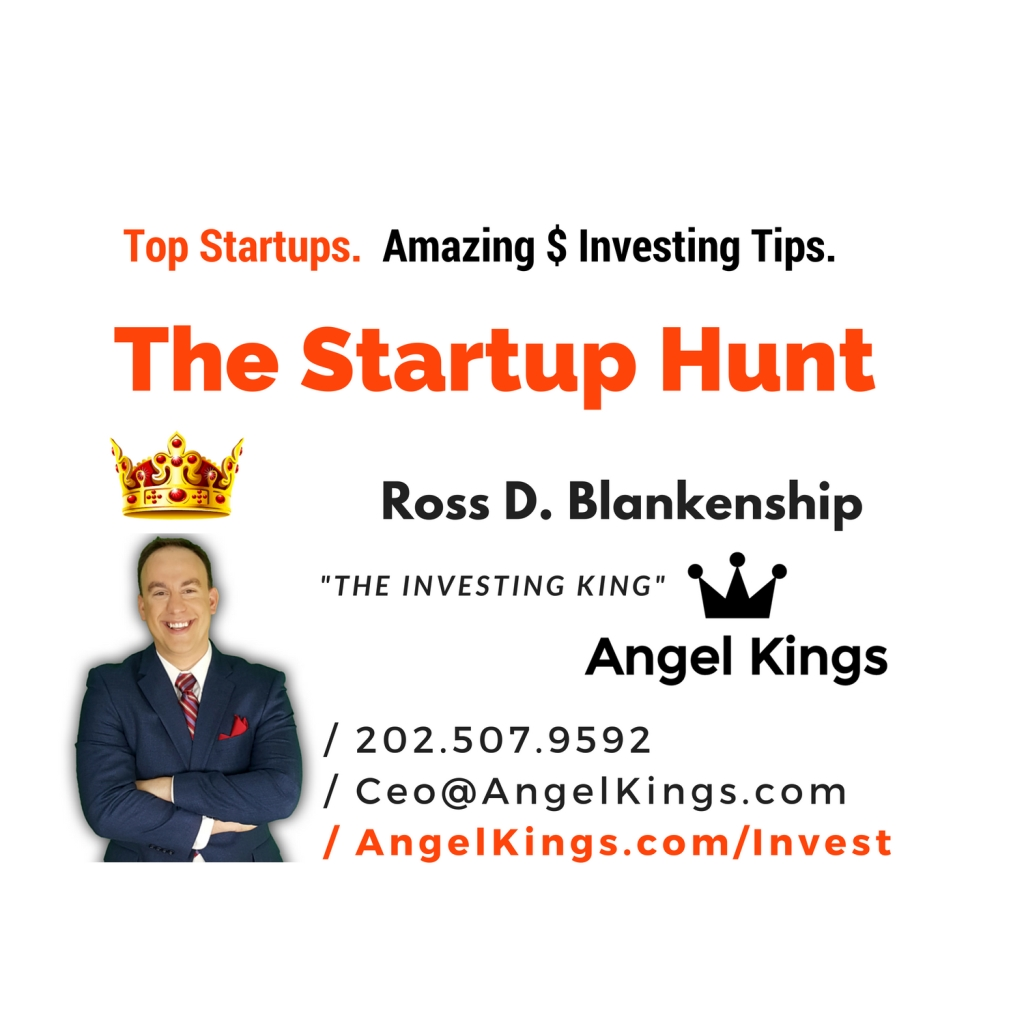 The Startup Hunt: How to Find and Invest in the Next Billion-Dollar Startups