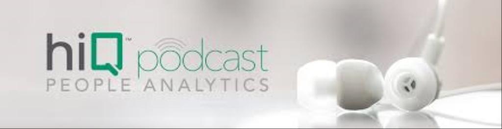 hiQ People Analytics Podcast