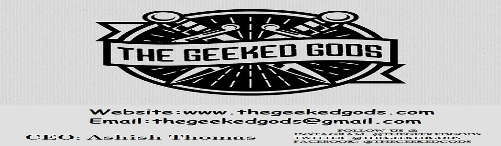 The Geeked Gods podcasts