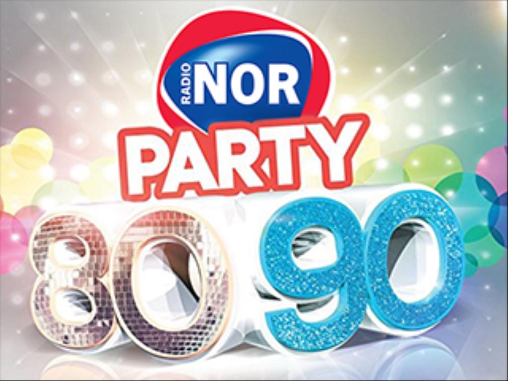 Radio Nor 80-90 Party