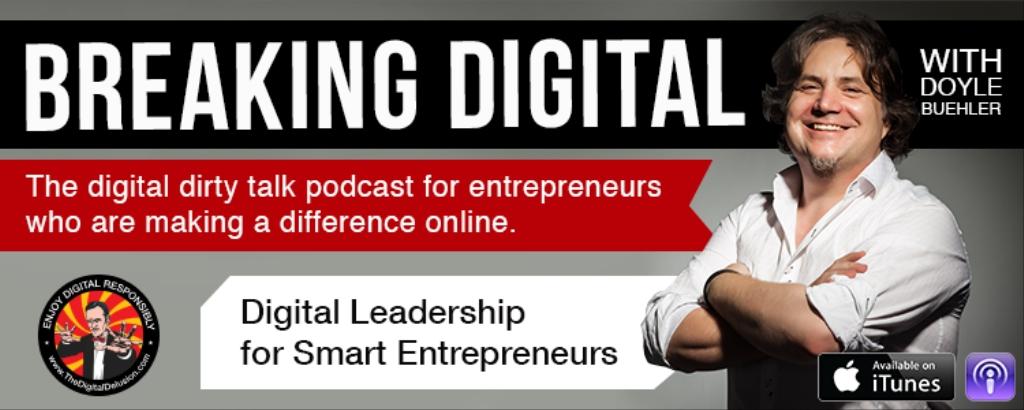 Breaking Digital - Digital Leadership for Entrepreneurs