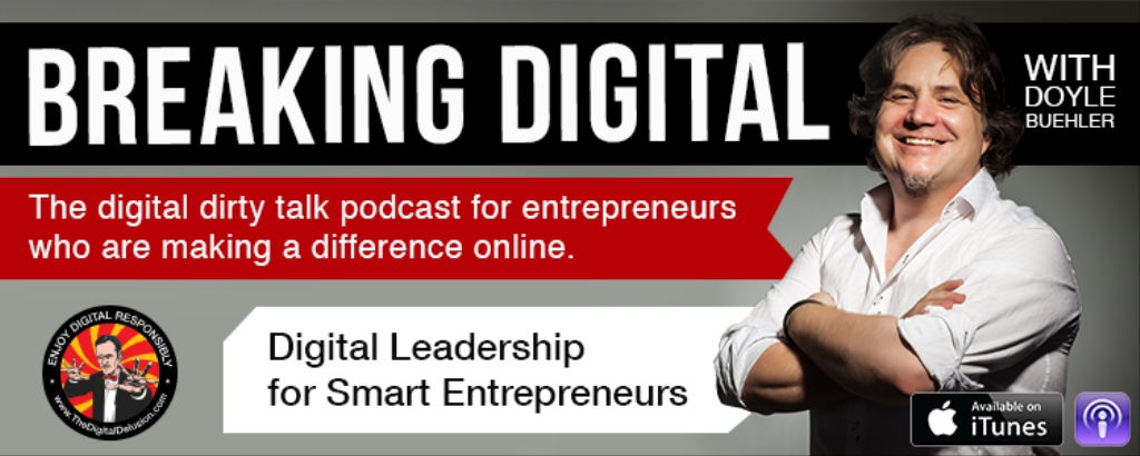 Breaking Digital - Digital Leadership for Entrepreneurs