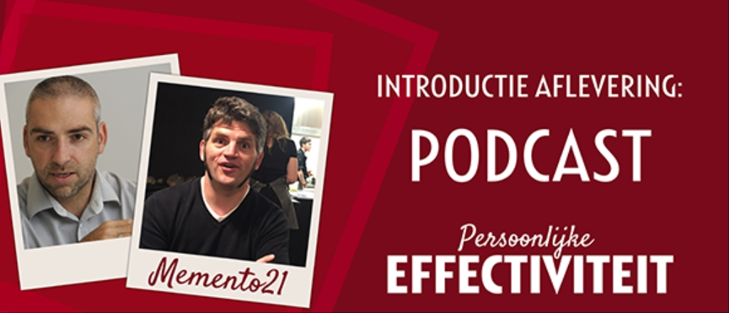 Memento21 | Persoonlijke Effectiviteit