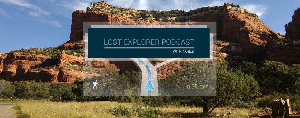 Lost Explorer Tech Talks