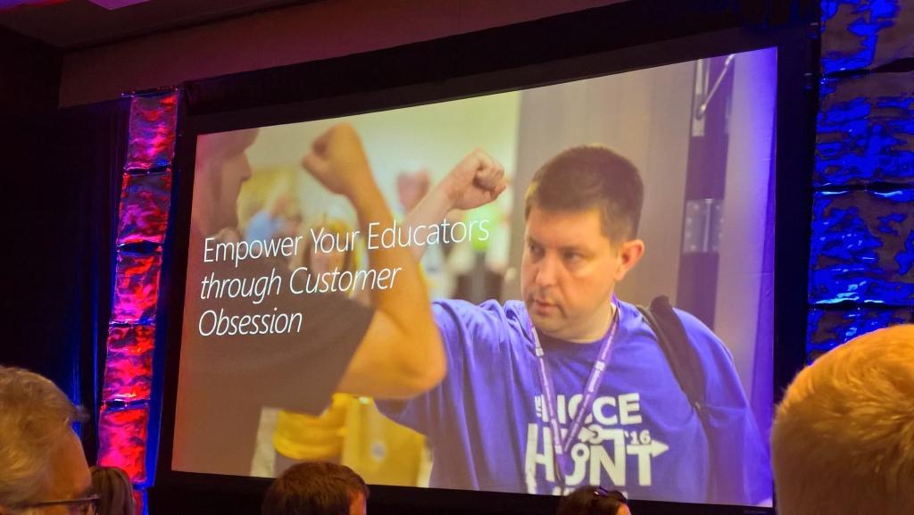 Microsoft Innovative Educator Spotlight Series