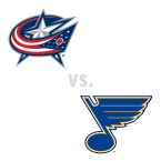 Columbus Blue Jackets at St. Louis Blues