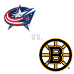 Columbus Blue Jackets at Boston Bruins