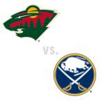 Minnesota Wild at Buffalo Sabres