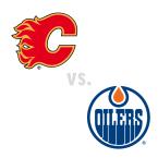 Calgary Flames at Edmonton Oilers