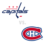 Washington Capitals at Montreal Canadiens