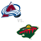 Colorado Avalanche at Minnesota Wild