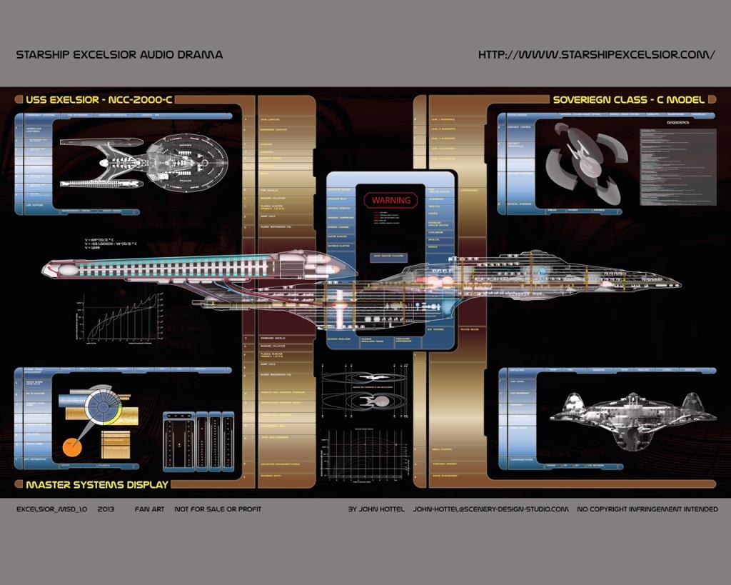 Starship Excelsior - A Star Trek Fan Production