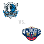 Dallas Mavericks at New Orleans Pelicans