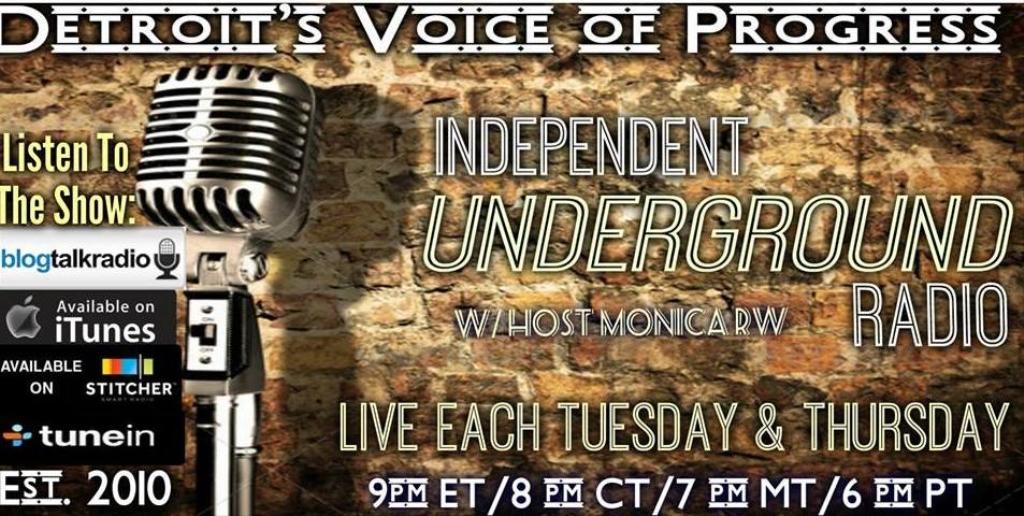 Independent Underground Radio LIVE (IURL)