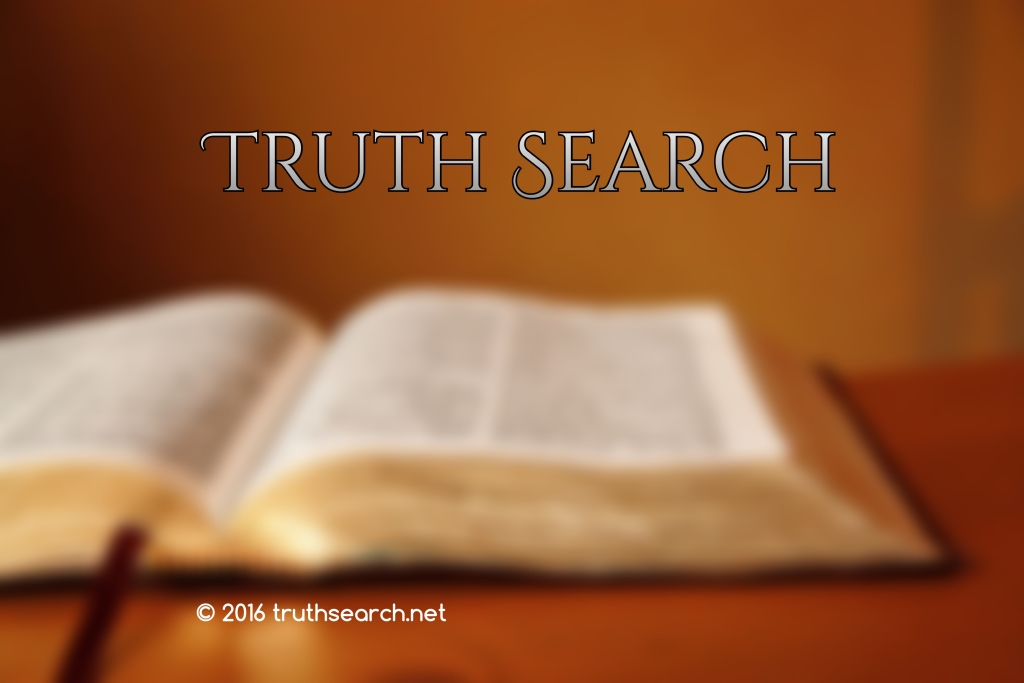 Truth Search Podcast