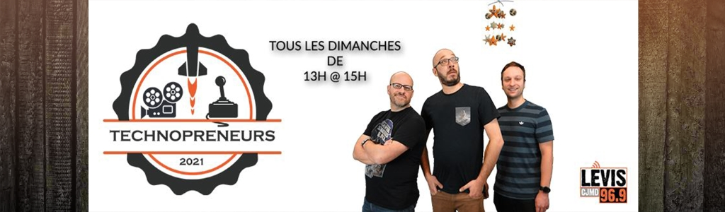 Les TechnoPreneurs
