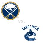 Buffalo Sabres at Vancouver Canucks