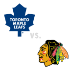 Toronto Maple Leafs at Chicago Blackhawks