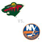 Minnesota Wild at New York Islanders
