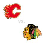 Calgary Flames at Chicago Blackhawks