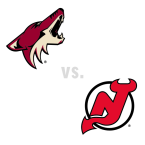 Arizona Coyotes at New Jersey Devils
