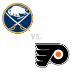 Buffalo Sabres at Philadelphia Flyers