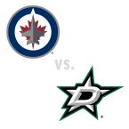Winnipeg Jets at Dallas Stars