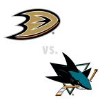 Anaheim Ducks at San Jose Sharks