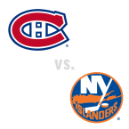 Montreal Canadiens at New York Islanders