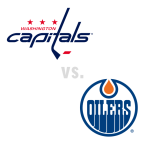 Washington Capitals at Edmonton Oilers