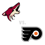 Arizona Coyotes at Philadelphia Flyers