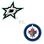 Dallas Stars at Winnipeg Jets
