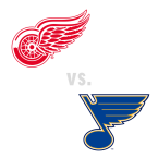 Detroit Red Wings at St. Louis Blues