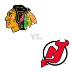 Chicago Blackhawks at New Jersey Devils