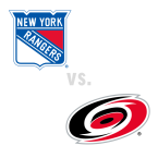 New York Rangers at Carolina Hurricanes