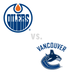 Edmonton Oilers at Vancouver Canucks
