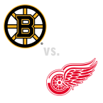 Boston Bruins at Detroit Red Wings
