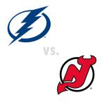 Tampa Bay Lightning at New Jersey Devils