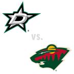 Dallas Stars at Minnesota Wild