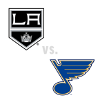 Los Angeles Kings at St. Louis Blues