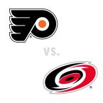 Philadelphia Flyers at Carolina Hurricanes