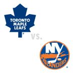 Toronto Maple Leafs at New York Islanders