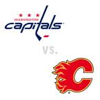 Washington Capitals at Calgary Flames