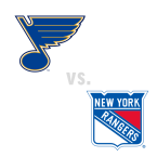 St. Louis Blues at New York Rangers