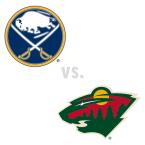 Buffalo Sabres at Minnesota Wild
