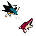 San Jose Sharks at Arizona Coyotes